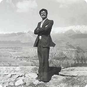 سید بهرام شیروانی قبل از انقلاب