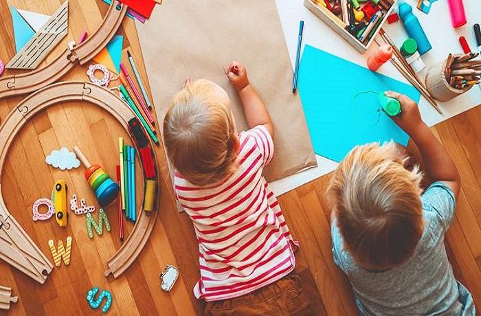 خرید اینترنتی کفپوش اتاق کودک