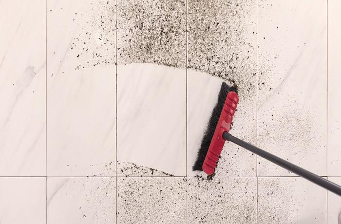 نظافت سرامیک