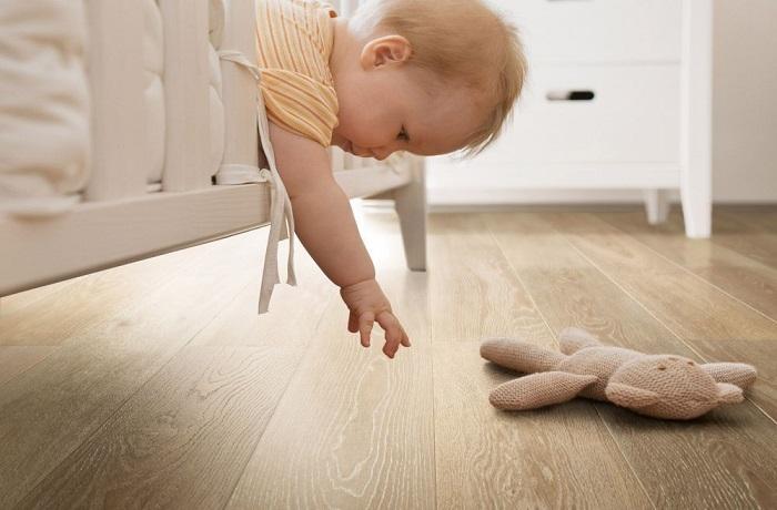 کفپوش نرم اتاق کودک