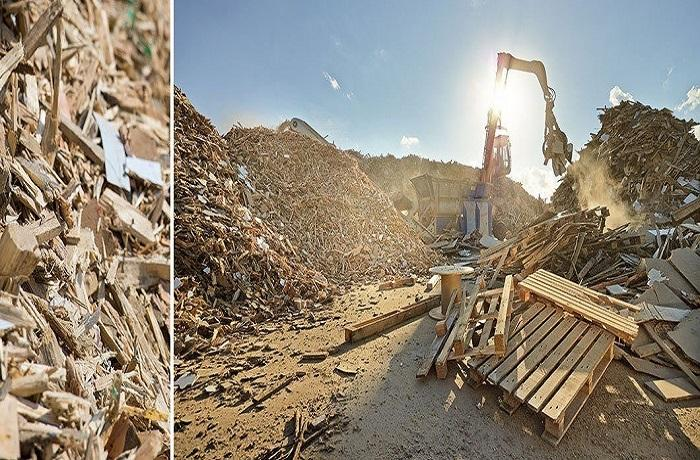 بازیافت پارکت لمینت دوستدار محیط زیست