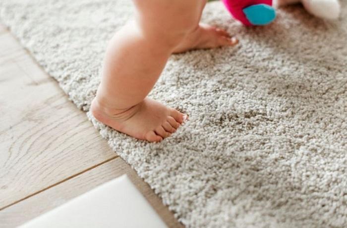 عبور صدا از فرش