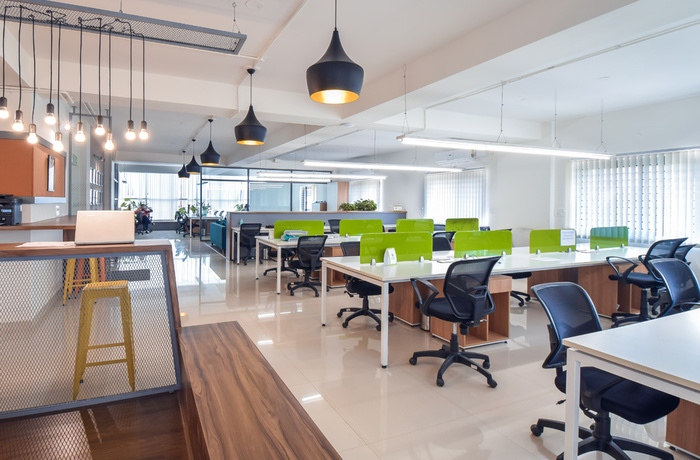 دکوراسیون داخلی محل کار