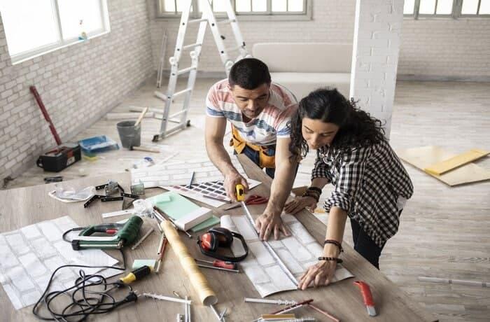 هزینه بازسازی منزل